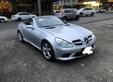 Mercedes Benz SLK 350 made in 2006 for sale