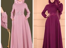 فستان حفلات تركي وبسعر مناسب