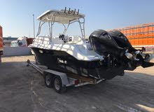 قارب صيد سريع وول كرافت
