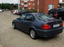 Turquoise BMW 316 2000 for sale