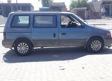 للبيع غراض دوج سبعة راكب سيارة مفصخة 07705825148