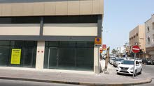 Newly constructed shops for rent in muharraq.