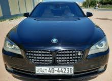 الي يدور النظيف بي ام دبليو 2009 مواصفات خاصة BMW750LI Black edition ت