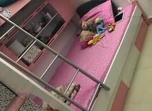 سرير أطفال مكون من 3طوابق