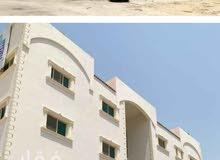 عمارة سكنية للايجار بحي المربع طريق الملك فهد