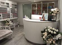 Ladies Salon & Spa for Sale - صالون وسبا نسائي للبيع