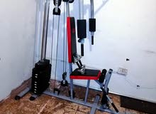 Gym multimachine