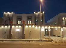 للبيع دوبليكس مساحة 276.25متر السعر905000الف ريال  بحي طيبة مقابل الدار البيضاء