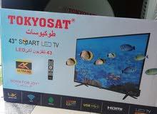 Tokyosat brand new smart 4k tv