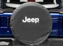 مطلوب Spare Tire Cover لجيب سبورت JL موديل 2020