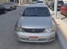 تويوتا افالون موديل 2002  رقم 1 نظيفه للبيع في ابوظبي لاعلى سعر