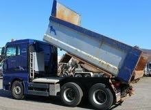 Dump Truck MAN - TGX 26.540 6x4