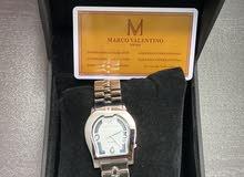 ساعة ماركو فلانتينو جديدة ، السعر نهائي
