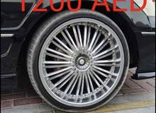 MKW FORGED WHEELS WITH TYRES FOR SALE