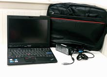 Lenovo rotating laptop X201 in good condition for sale