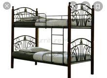سرير اطفال السعر 65الف في منها دبل ب70