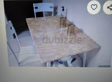 طاوله 4 مقعد