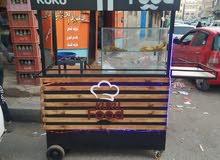 عربة طعام للوجبات السريعة Food Truck