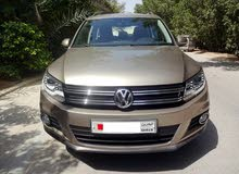 Volkswagen Tiguan Full Option Fully Agency Service History Single Owner Condition Like A Brand New