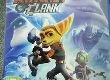 لعبة Ratchet & Clank جديدة مغلفة بالكيس