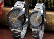 Beautiful and stylish woman watches