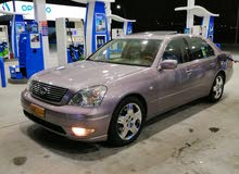 Available for sale! 10,000 - 19,999 km mileage Lexus LS 430 2001