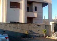 More rooms  Villa for sale in Tripoli city Abu Saleem
