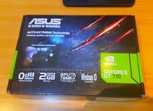 كرت شاشة GT710 من ASUS