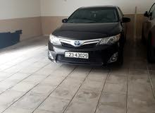 For sale 2012 Black Camry