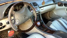 Automatic Gold Mercedes Benz 2003 for sale