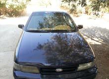 Blue Kia Sephia 1993 for sale