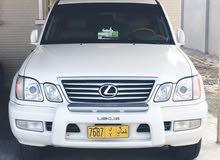 Best price! Lexus LX 2002 for sale