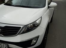For sale 2011 White Sportage