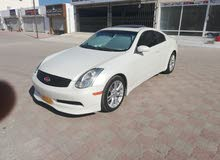 For sale 2004 White G35