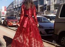 فستان تركي متوفر حاليا