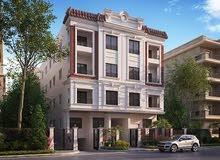 شقه للبيع في بيت الواطن مساحة 134م 3 غرف + 2 حمام + ريسيبشن قطعتين
