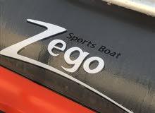 طراد زيجو 11 قدم صناعه نيوزيلندا