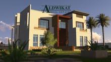 فيلا عظم (غير مشطبة) للبيع بسعر مغري في منطقة ابو نصير , مساحة الارض 570م - مساحة البناء 420م