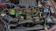 سيارة سوبارو امبريزه معدله كامل خالي قص قلابان