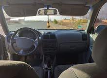 سيارة هونداي فيرنا الله يبارك سيارة تب لون رصاص ماشية 250مشيها الاصلي قومات ادد