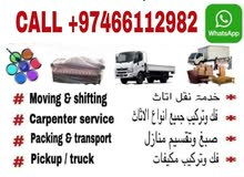 Furniture Moving Shifting Transport Doha Call 33320402