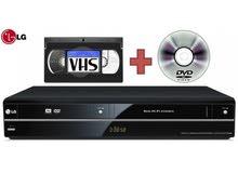 مطلوب جهاز تحويل اشرطة الكاست القديمه الى DVD  صنعااااااء
