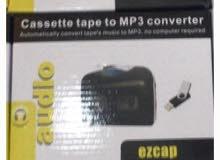 مطلوب Casstee tap convert to the USB