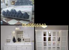 غرف نوم جديدة من المصنع