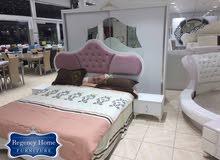 غرفة نوم تركية جديدة بسعر مخفض