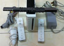 للبيع جهاز ألعاب Nintendo Wii مستعمل بحاله ممتازة