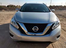 2017 Used Murano with Automatic transmission is available for sale