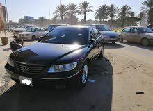 Used Hyundai Azera for sale in Tripoli