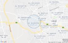 apartment for rent in Irbid city Al Quds Street