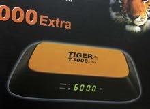 TIGER T3000 4k نزل جهاز الاصداااااااااار الاخير